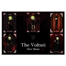 New Moon Volturi Canvas Art