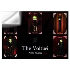 New Moon Volturi Wall Decal