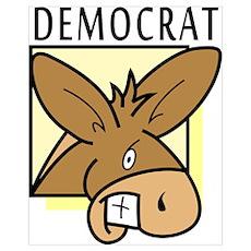 Democrat II Poster