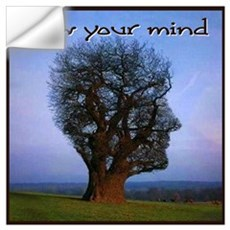 Grow Your Mind Wall Decal