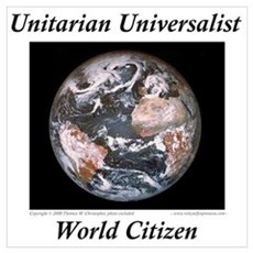 UU World Citizen Poster