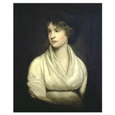 Mary Wollstonecraft Poster