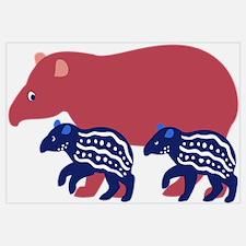 Tapir Family B