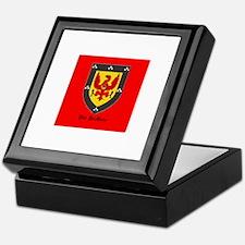 Clan MacAlister Keepsake Box