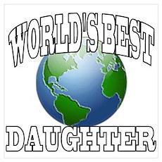 WORLD'S BEST DAUGHTER Poster
