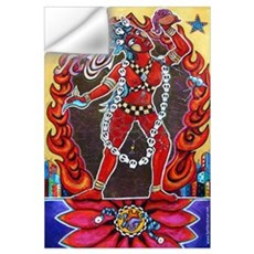 "Bickman ""Vajrayogini"" Wall Decal"