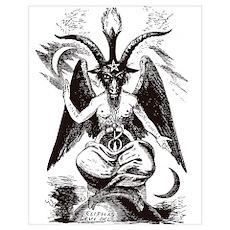 Sabbat Goat Poster