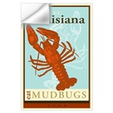 Travel louisiana Wall Decals