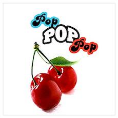 Pop Pop Pop Poster