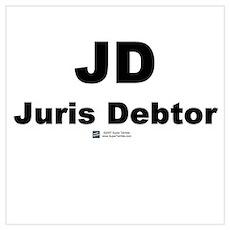 Juris Debtor Poster