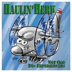 C-130 Hercules Shop Poster