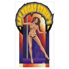 Las Vegas Strips Poster