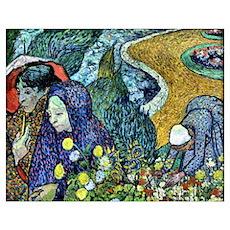 Memory of the Garden at Etten Poster