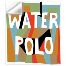 water polo MD Wall Decal
