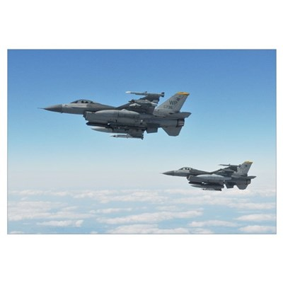 8th Fighter Wing Canvas Art