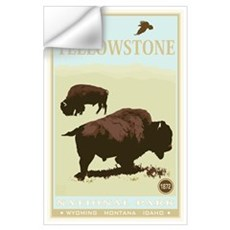 National Parks - Yellowstone Wall Decal