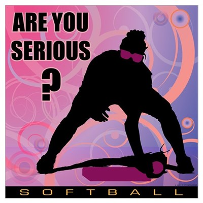 2011 Softball 47 Canvas Art