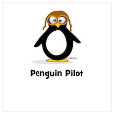 Penguin Pilot Poster