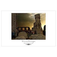 Stonehenge music Poster