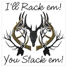 Rack em! Poster