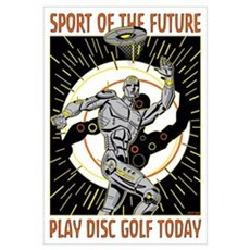 Sport of The Future Poster