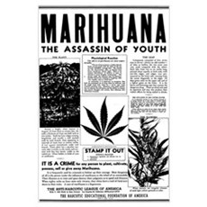 MARIHUANA: The Assassin of Youth n Poster