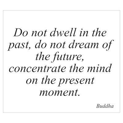 Buddha quote 11 Poster