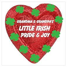 Irish Pride & Joy/Grandparents Poster