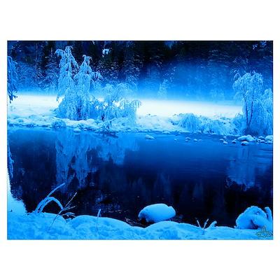 Frozen Dream Poster
