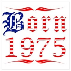 Born All American 1975 Poster