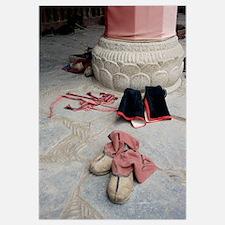 <b>Tibetan Monks' Boots</b><br>