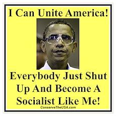 """""""Unite America?"""" Poster"""