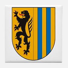 Leipzig Coat of Arms Tile Coaster