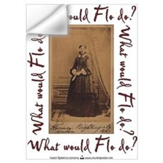 Flo do? Nursing Wall Decal