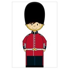 British Royal Guard (Large) Canvas Art