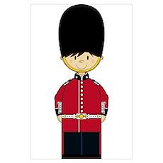 British Royal Guard (Large) Poster