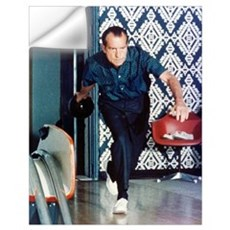 Nixon Bowling Wall Decal