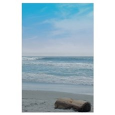 Ocean View Seating Poster