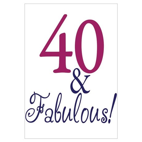 40 and fabulous poster 50th birthday clip art funny 50th birthday clip art saysing