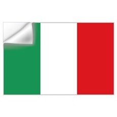 Flag Italy Wall Decal