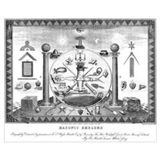 Scottish Freemasonry Framed Print