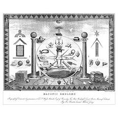Scottish Freemasonry Poster