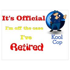Kool Cop. Poster