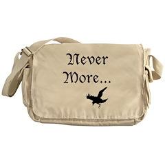 CROW 2 - NEVER MORE... Messenger Bag