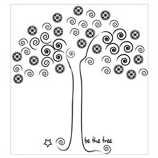 be the tree Poster