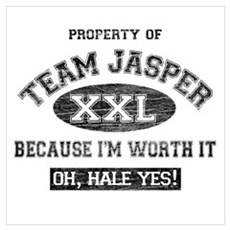 Property of Team Jasper Poster