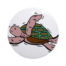 Turtle403 Ornament (Round)