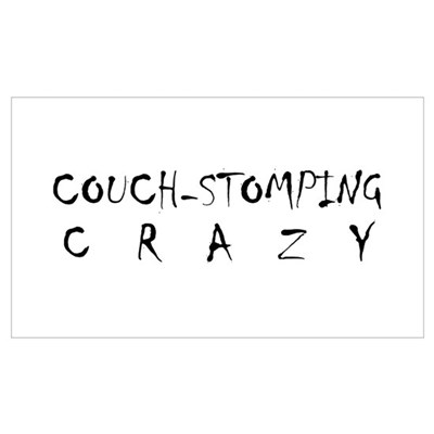 Couch Crazy Poster