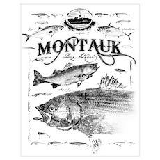 Montauk Poster