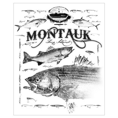 Montauk Canvas Art